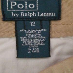 Polo by Ralph Lauren Bottoms - Polo Ralph Lauren Cargo Shorts